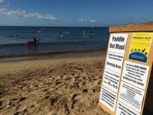 Paddle Out 2015