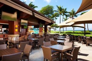 Pailolo Bar & Grill at The Westin Kā'anapali Ocean Resort Villas. Courtesy photo.