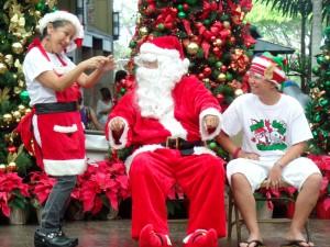 Deaf Awareness day at Queen Kaʻahumanu Center. Courtesy photo.