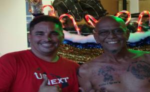 "James Presbitero and his father started ""Da Maui Sleigh"" 17 years ago"