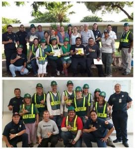 CERT graduates. Photo courtesy: County of Maui.