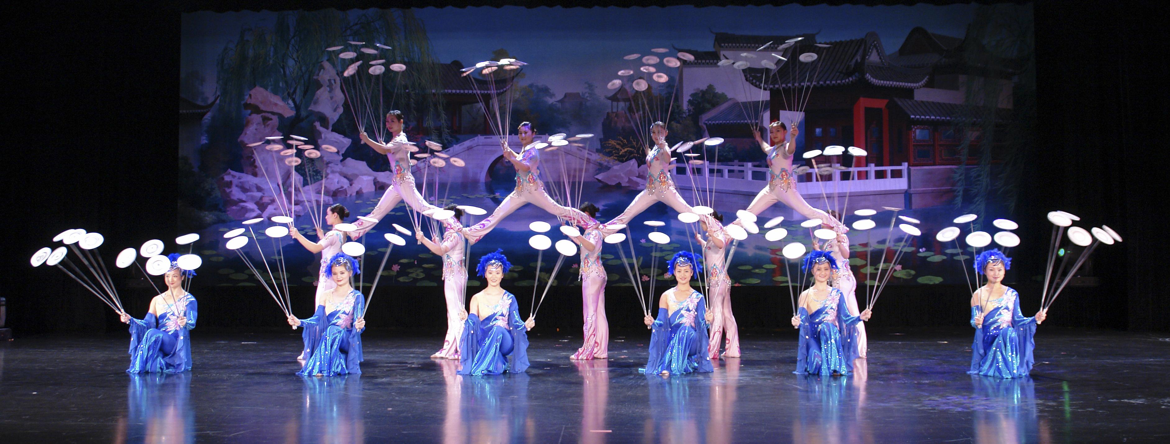 Shanghai Circus photo.