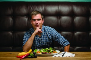 Celebrity chef Hugh Acheson of Georgia will be among the featured guest chefs at the 2016 Kapalua Wine & Food Festival. Photo courtesy of Jason Hales.