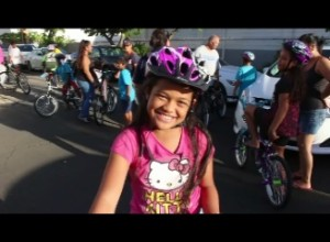 Kylee Mercado from the Central Maui Boys & Girls Club. Photo by Wendy Osher.
