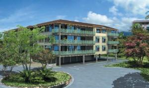 Nani Loa Condominium Hotel project rendering courtesy Chris Hart & Partners Inc. via FEA document.