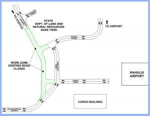 Notice to Motorists: Image credit Hawaiian Dredging Construction Co., Inc.