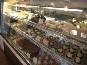 Freshly-baked desserts at Kula Bistro. Photo by Kiaora Bohlool.
