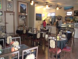 Dining room at Kula Bistro. Photo by Kiaora Bohlool.