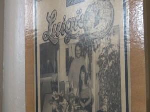 Article on chef Luciano Zanon's former restaurant in Maui Mall, Tiffany Luigi's. Photo by Kiaora Bohlool.