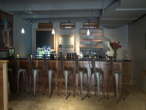 Soon-to-open bar and lounge addition at Maui Thai Bistro. Photo by Kiaora Bohlool.