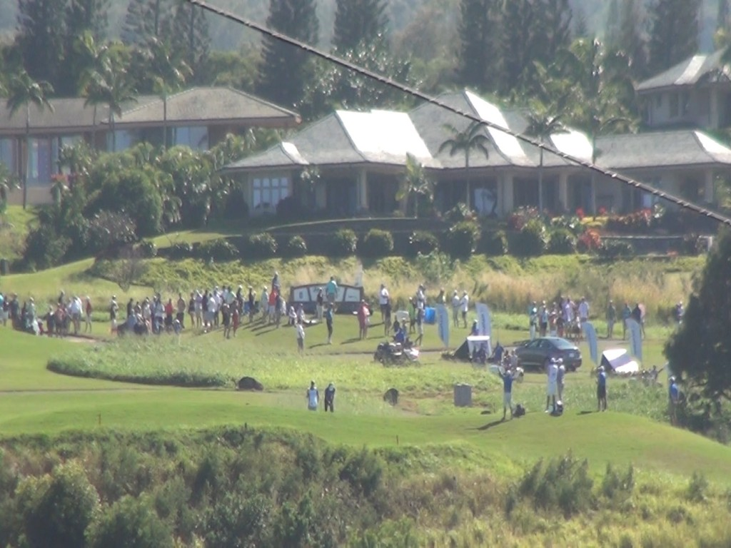 Maui Now : Kapalua Plantation Course Golf Shop Undergoing ...