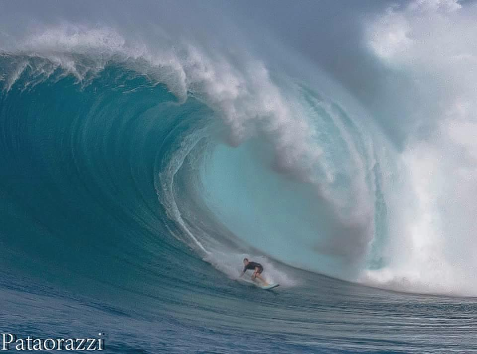 "Image: John Patao / Pe'ahi ""Jaws"" 1.15.15"