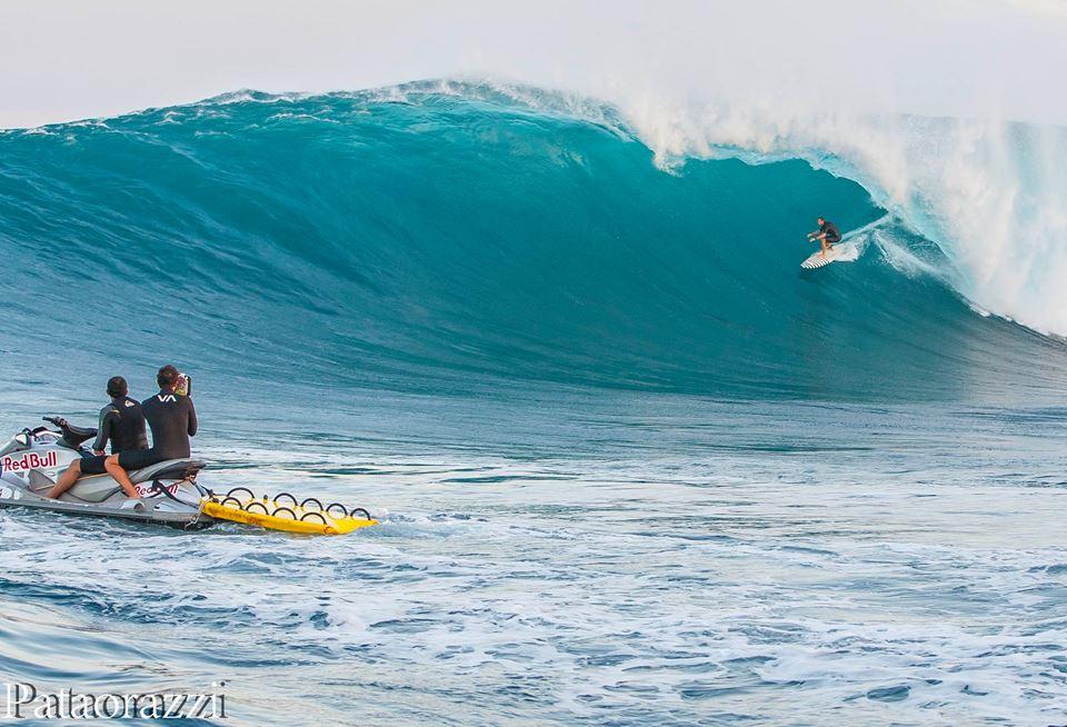"Image: John Patao / Pe'ahi ""Jaws"" 1.10.15"