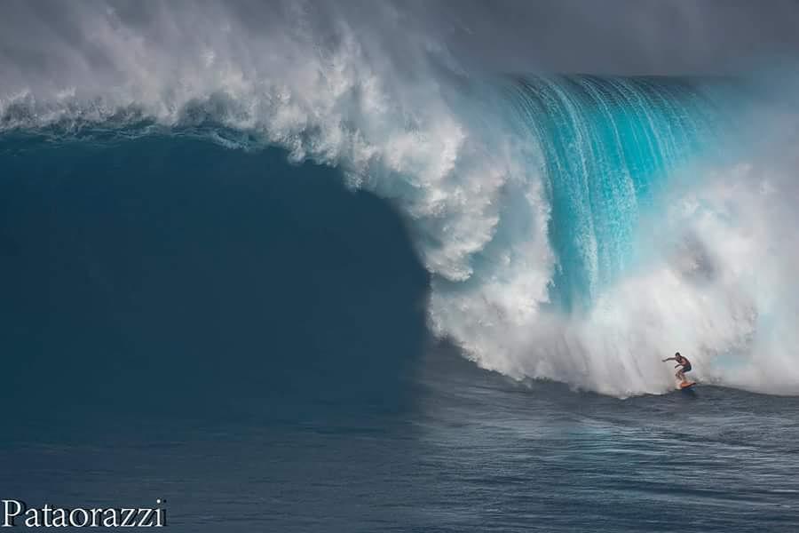 "Pe'ahi ""Jaws"" 1/27/16 Image: John Patao"