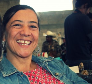 Adelita San Vicente Tello. Photo provided by 2016 Food Justice Summit.