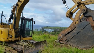 Country Excavation at work in an excavator. Courtesy photo.