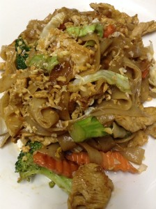 Guaytiao Pad See-Ew at Maui Thai Bistro. Courtesy photo.