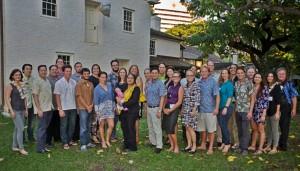 HAPA's Kuleana Academy Leadership and Candidate Training Program courtesy photo.