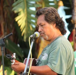Keoni Darisay. Photo provided by Lahaina Restoration Foundation.