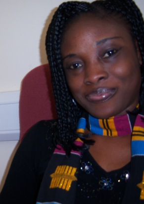 Mariann Bassey Orovwuje. Photo provided by
