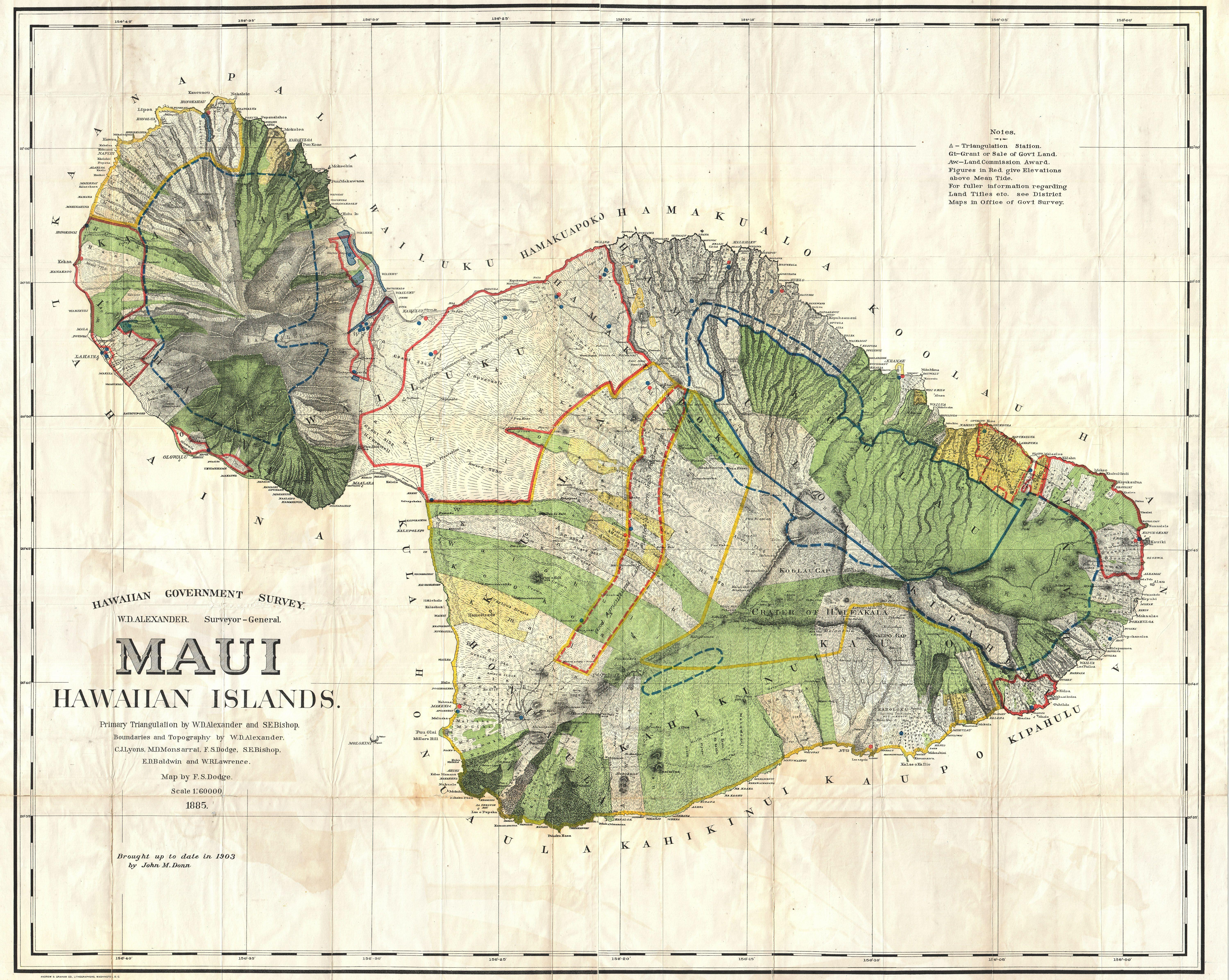 Photo source: https://upload.wikimedia.org/wikipedia/commons/6/6e/1885_De_Witt_Alexander_Wall_Map_of_Maui,_Hawaii_-_Geographicus_-_Maui-lo-1885.jpggoogle images, labeled for reuse, 12.2015