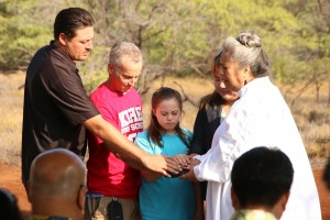blessing kihei high school groundbreaking
