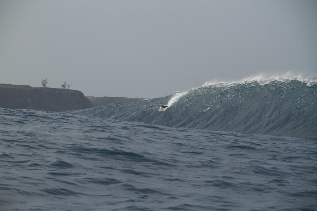 """Image: Wangdu Hovey 1.28.16 Pe'ahi """"Jaws"""""""