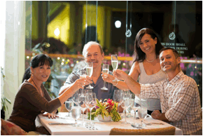 Winery of the Month dinner series at Makena Beach & Golf Resort. Courtesy photo.