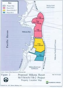 Mākena Resort Complex project area. Image credit: Munekiyo Hiraga via Draft Environmental Assessment prepared for ATC Mākena Holdings, LLC.