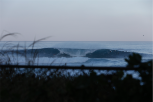 The lineup at Pipe this morning. Image: WSL/Freesurf/Heff