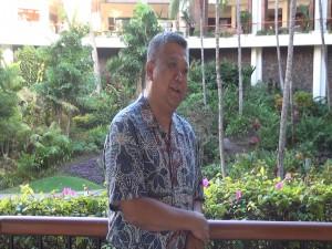 Leo Mallari, Food & Beverage Director at Mākena Beach & Golf Resort. Photo by Kiaora Bohlool.