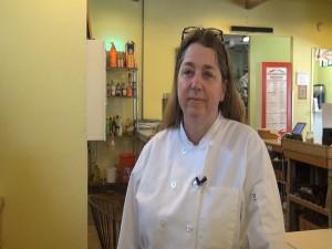 Maui Pasta Company owner and executive chef Patricia Inman. Photo by Kiaora Bohlool.