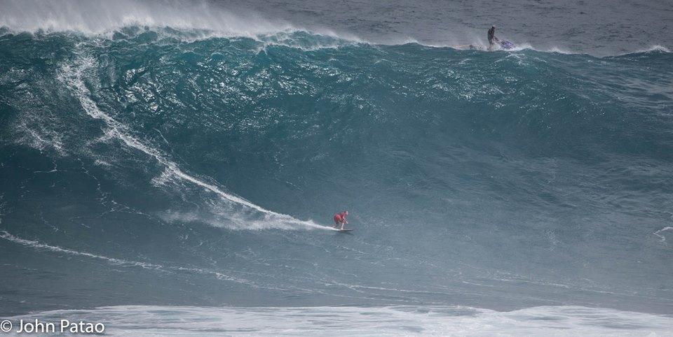"Pe'ahi ""Jaws"" 2.25.16 / Image: John Patao ""Pataorazzi"""