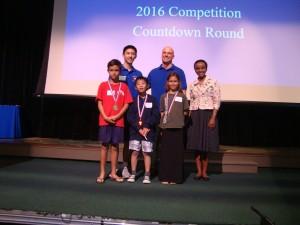 3rd grade: Keahi Sjostrand (Emmanuel Lutheran School); Grace Crowe (Kula Elementary School); Logan Ortogero (Emmanuel Lutheran School). Courtesy photo.