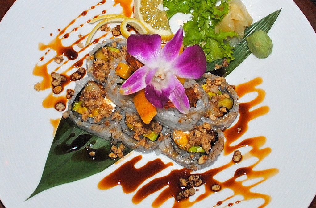 A Maui meal. Photo courtesy of Flickr/Bob B. Brown.
