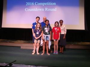 4th grade: Keona Long (Pukalani Elementary School); Iris Weiner (Carden Academy of Maui); Chloe Shim (Kula Elementary School). Courtesy photo.