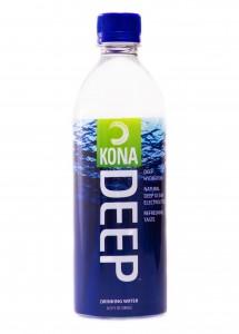 Kona Deep 500-ml bottle. Courtesy image.