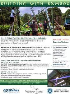 Bamboo Pau Hana_Spring 2016