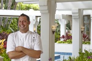 Grand Wailea Executive Chef Ryan Urig will host the James Beard Foundation Celebrity Chef Tour. Photo courtesy of Grand Wailea.