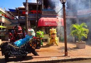 Chinese New Year 2015. File photo credit: Wharf Cinema Center.