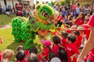 Chinese New Year celebration. File photo courtesy County of Maui.