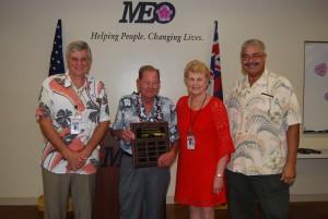 Craig Swift, Mike Kern, Lyn McNeff and Kai Paleyo