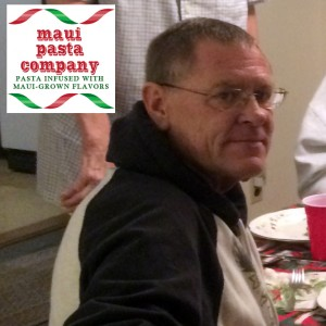 Photo of Ron Inman, posted on the GoFundMe page to help support Maui Pasta Company. Photo courtesy of Patricia Inman.