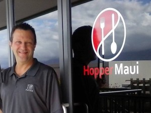 HopperMaui owner Jacques Perwin. Courtesy photo.