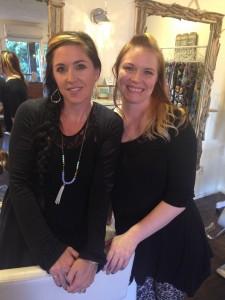 Hair Stylist:Nail Tech Cheri Clark and Stylist Tanya White Debra Lordan photo