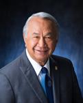 Late State Senator Gilbert Kahele. File photo credit: Hawaiʻi State Legislature.