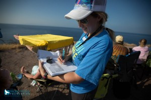 Great Whale Count Maui 2016. Photo credit: Pacific Whale Foundation.