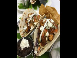 Tacos at Gannon's. Photo by Bret Pafford.