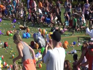 15th-annual Easter Egg hunt at Mākena Beach & Golf Resort. Photo by Kiaora Bohlool.