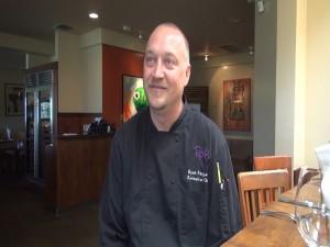 Roy's Kā'anapali Executive Chef Ryan Ferguson. Photo by Kiaora Bohlool.